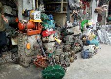 Thu mua đồ cũ, máy móc đồ điện ở Hà Nội