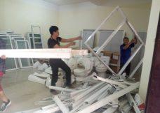 Thu mua khung nhôm cửa kính giá cao tại Hà Nội 0383777485